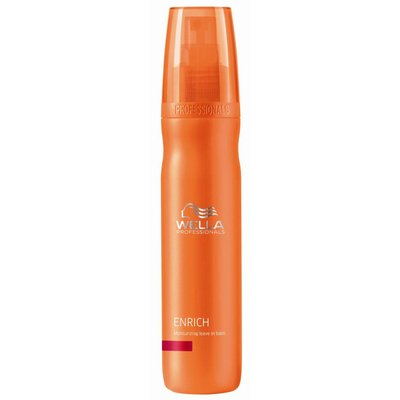Wella Care, Enrich, Hydraterende Leave-in Balsem,