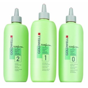 Goldwell Silk Lift Topform Permanent lotion