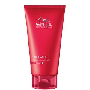Wella Brilliance Conditioner for uoverskueligt hår. 200 ml
