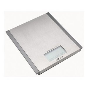 Sibel Digital Scale Steel Style
