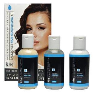 KHS Feuchtigkeitsspendende Haar System Kit