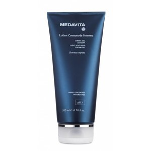 Medavita Lotion Concentree Homme Light Hold Hair Cream-Gel