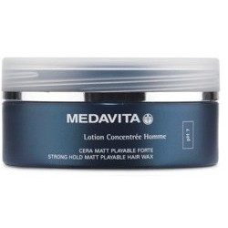 Medavita Lotion Concentree Homme Strong Hold Matt Playable Hair Wax