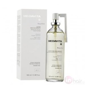 Medavita Lozione Sebo-equilibrante pH 3 - 100 ml Spray