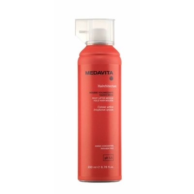 Medavita Mousse Volumizzante Radice Medien pH 5,5, 200 ml