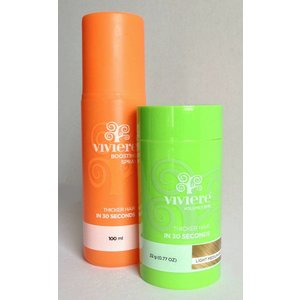 Viviere Haar Powder + Free Steigerung Spray.