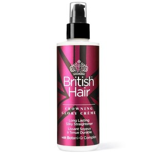 British Hair Crowning Glory Crème