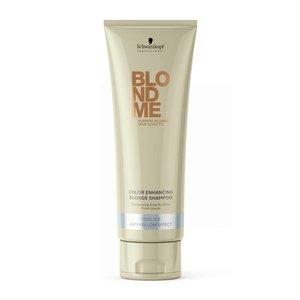 Schwarzkopf Blond Me Blonde Shampoo Refroidir Ice
