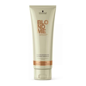 Schwarzkopf Rubio Me Shampoo Blonde rico Caramel