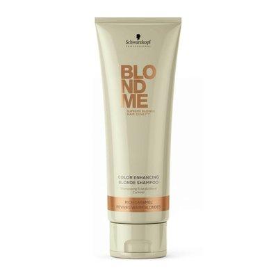 Schwarzkopf Blond Me Blonde Shampoo Rich-Caramel