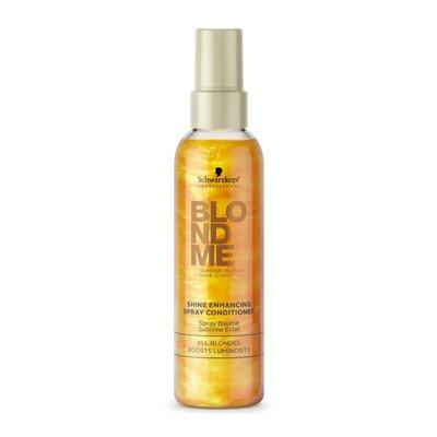 Schwarzkopf Blond Me Shine Spray Conditioner Tutte le Bionde