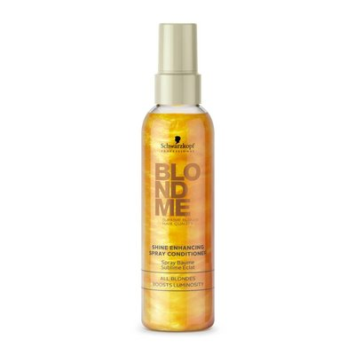 Schwarzkopf Blond Me Shine spray conditionneur Blondes
