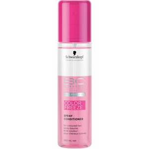 Schwarzkopf BC Bonacure color Freeze acondicionador en spray