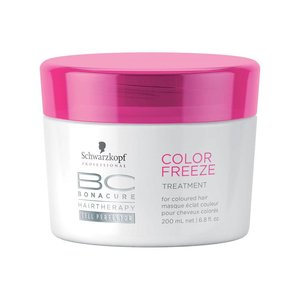 Schwarzkopf BC Bonacure Color Freeze Behandlung