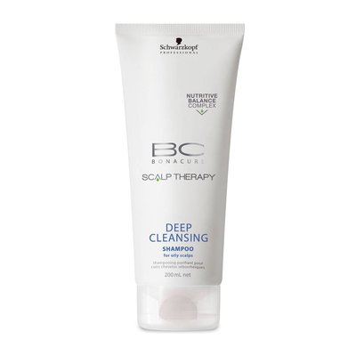 Schwarzkopf Deep Cleansing Shampoo