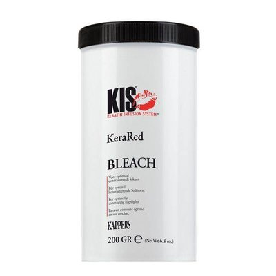 KIS Kera Red, 200ml - RED / CUPPER