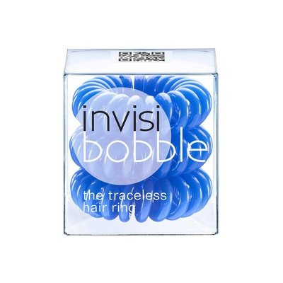 Invisibobble Bleu marine