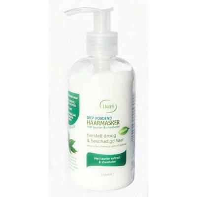Herbalicea Laurel & Shea Butter mascarilla para el pelo