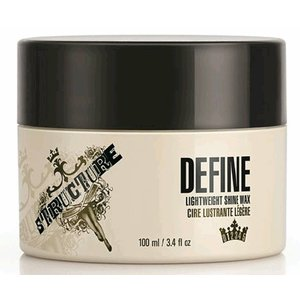 JOICO Structure Hair Define Shine Wax, 100ml