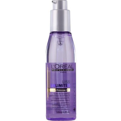 L'Oreal Serie Expert Liss Unlimited Blow Drying Oil