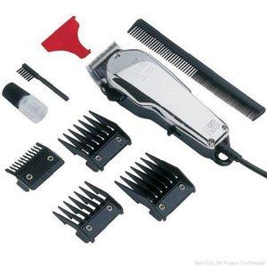 Wahl Super Taper Chrome Toilettage