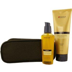 Indola Innova Glamorös Olja Beauty Bag