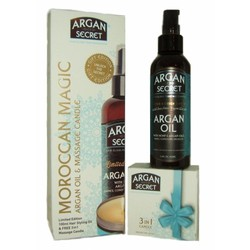 Argan Secret Magia de Marruecos