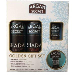 Argan Secret Golden Gift Set