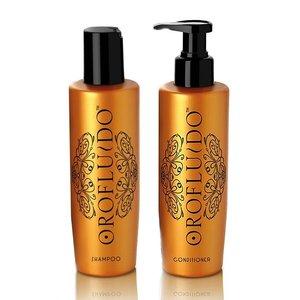 Orofluido 200ml Shampooing + Conditioner 200ml