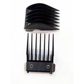 Wahl Attachment combs with metal clip for the Moser clippers.
