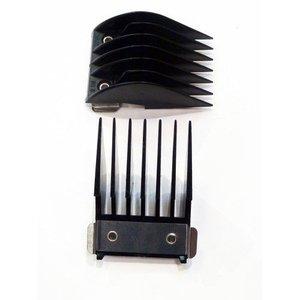 Wahl Attachment kamme med metal clips til Moser neglesaks.