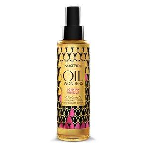 Matrix Égyptienne Hibiscus couleur huile Caring