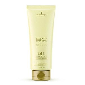 Schwarzkopf BC Oil Miracle Light Oil Shampoo