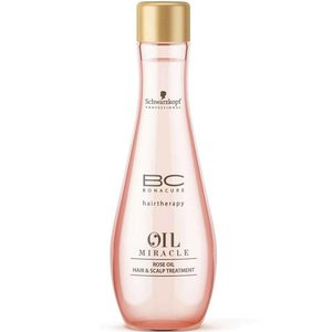 Schwarzkopf Olja Miracle Rose Hair & Scalp Treatment