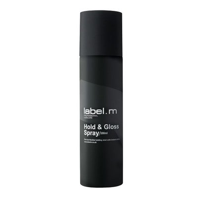 Label.M Hold & Gloss Spray, 200ml