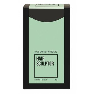 Hair Sculptor Black Hair Building Fibers