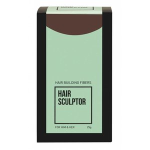 Hair Sculptor Hair Building Fibres Donkerbruin