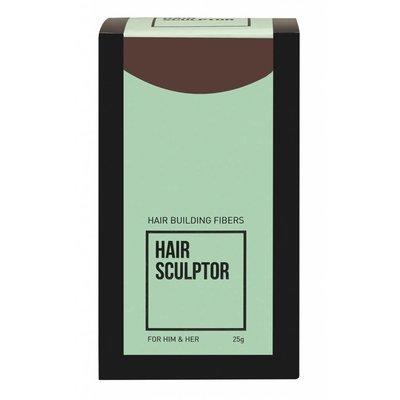 Hair Sculptor Hair Building Fibers Dark