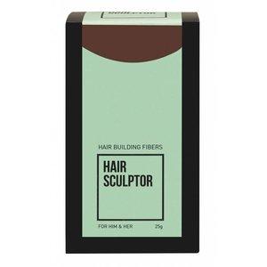 Hair Sculptor Hår Building Fibers Medium Brown