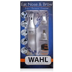 Wahl Naso Trimmer Wet And Dry TripleHead