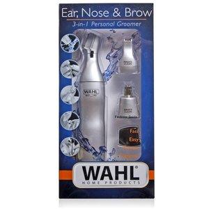 Wahl Nasen-Trimmer Nass- und Trockentriple