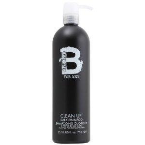 Tigi Bed Head For Men Clean Up Daily Shampooo Quotidien 750ml