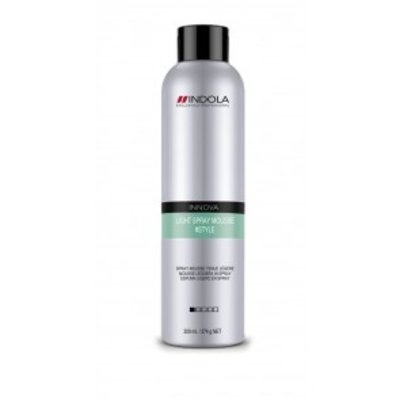 Indola Innova #Style Light Spray Mousse