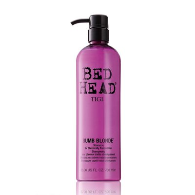 Tigi Bed Head Dumb Blonde Shampooing