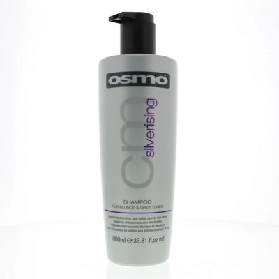 Osmo Couleur Shampooing Mission Silvering