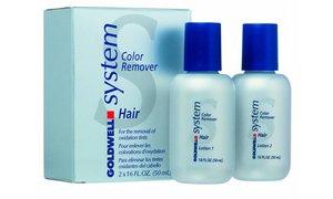 Color de pelo Remover