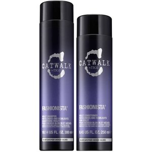 Tigi Catwalk Fashionista Violet Pack Duo