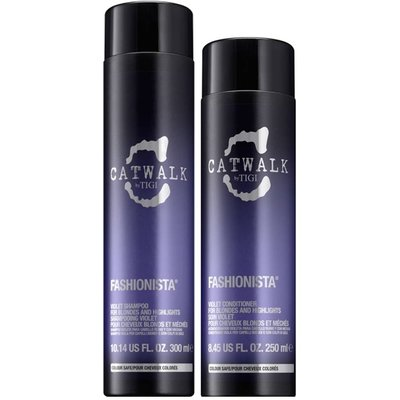 Tigi Passerella Fashionista Violet Duo pack