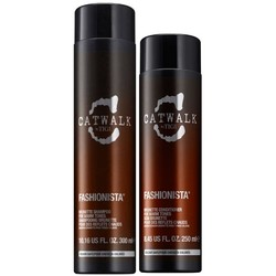 Tigi Catwalk Fashionista Brunette Pack Duo