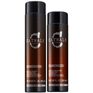 Tigi Catwalk Fashionista Brunette Duo Pack